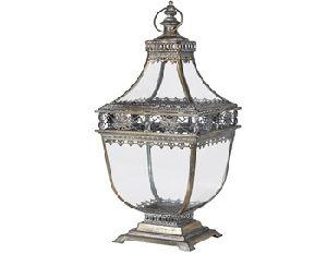 Antiqued Moorish Style Lantern