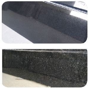 Pearl Black Granite Slabs