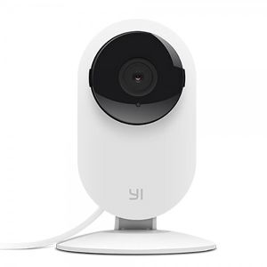 Yi Home Hd Wireless Video Monitor Night Vision Motion Detection Camera