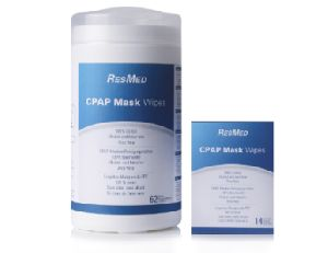 Cpap Mask Cleansing Wipes