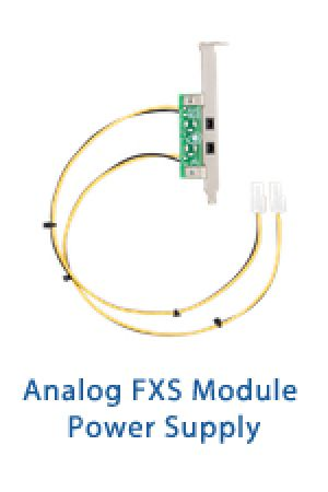 ANALOG FXS MODULE POWER SUPPLY