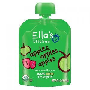 Kitchen Apples Baby Food