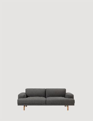 COMPOSE TWO SEATER SOFA