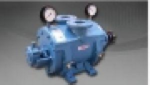 Oil Sealed Rotary High Vacuum Pumps Water Ring Type Vacuum Pumps