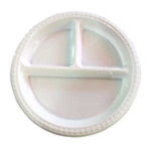 Plastic Compartment Plates