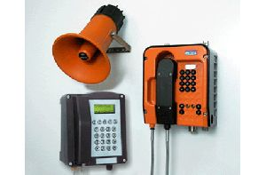 /Weather Proof Special Purpose Telecommunication Systems