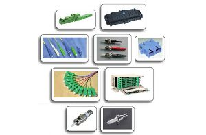 FTTH & Structured Cabling Components