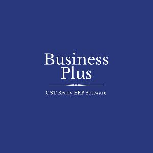 Business Plus Gst Ready Erp Software