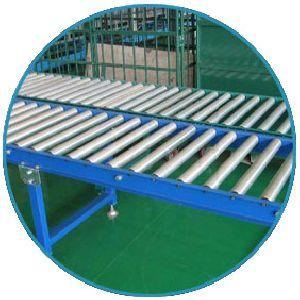 Motorized/ Gravity Roller Conveyors