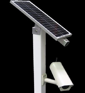 Solar-powered Traffic Control Systems