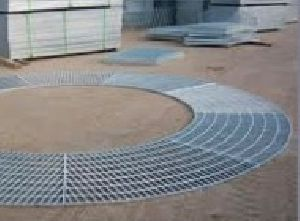 Electroforged Fabricated Grating Panels