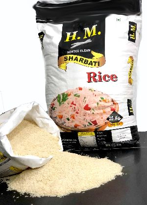 Sharbati Steamed Rice