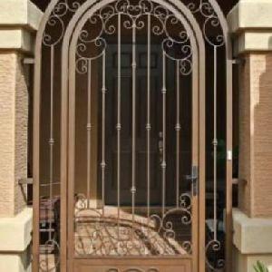 Standard Metal Gates