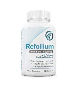 Herbal Refollium For Hair Growth