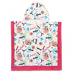 Angry Birds Hooded Poncho