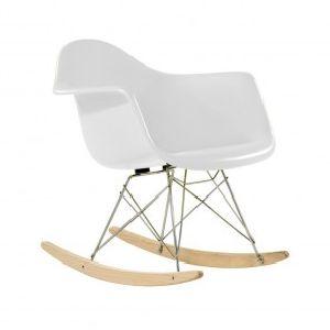 Fiber Glass Rocking Chair