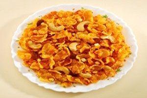 Diet Corn Chivda