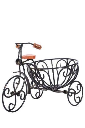 Cycle Rickshaw Pot Holder
