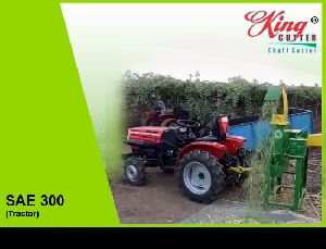Tractor Operated High Speed Chaff Cutter