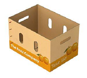 Open Top Fruit Boxes