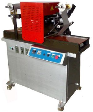 License Plate Hot Stamping Machine