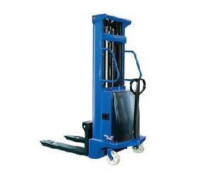 Electric Stacker And Semi Electric Stacker