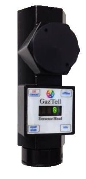Gaztell Toxic And Oxygen Gas Detector