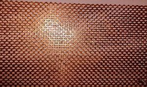Perforated Copper Sheet Metal