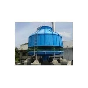 Frp Round Cooling Towers