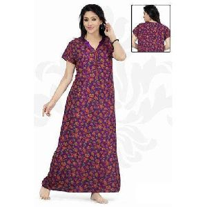 Ladies Cotton Nightgowns