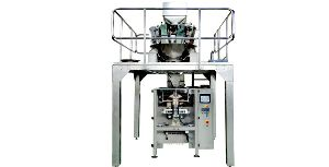 Multi Head Wafer Pouch Packaging Machine