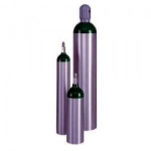 Oxygen Cylinder Aluminium Empty