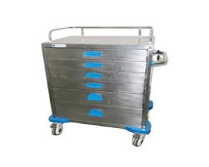 Anesthesia Trolley, S.s.