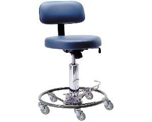 Backrest Surgeon Stool
