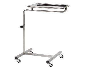 Mayo Type Trolley Height Adjustable