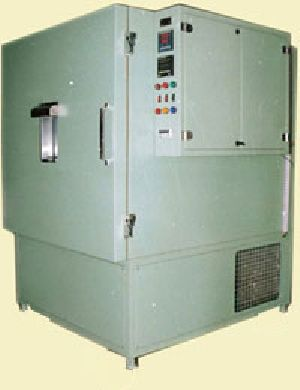 hot and cold chamber