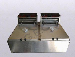Full Stainless Steel Deep Fryer