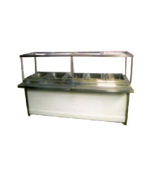 Pantry Section Bain Marie Counter