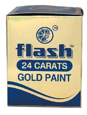 24 Carats Gold Paint