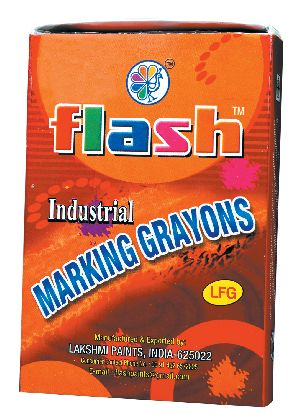 Industrial Marking Colour Crayons