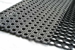 Rubber Hollow Mat