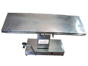 Flat Top Hydraulic Animal Surgical Table