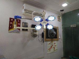 Led Four Reflectors Wall Mounting Ot Light