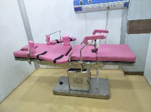 Remote Operating Gynecology Ot Table