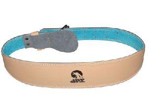 4768 Weight Lifting Belt Split Leather