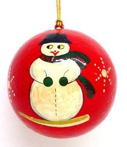 Handmade Christmas Tree Bauble