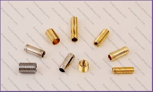 Brass Threaded Tubes