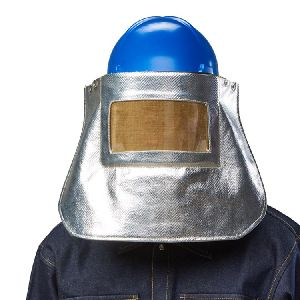 Alumunised Face Shield