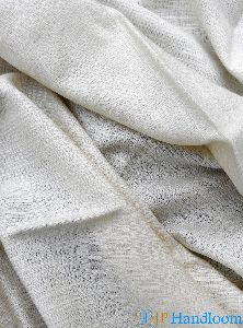 Noil Silk Blended Fabric