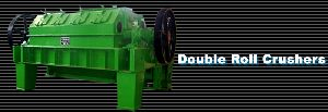 double roll crushers